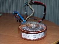 [Sprzedam] Transformator toroidalny 750VA, 2 x 32V; 2 x 15V; 1 x 6V