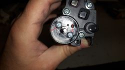 Konica Minolta Bizhub C224e - Przedozowuje toner C