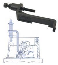 Wymiana hydraulicznych popychaczy bez zdejmowania wa�ka Opel 8v