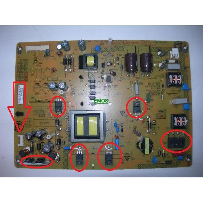 Toshiba 50L2333D - Brak regulacji pod�wietlania
