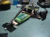 Tropiciel III - robot linefollower