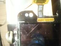 Alcatel one touch mini - Wymiana digitizera, warstwa polaryzacyjna