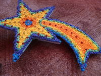 Star of Bethlehem LED - own design.
