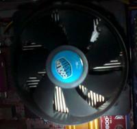 Wentylator podczas obciążenia procesora nabiera duzych prędkości