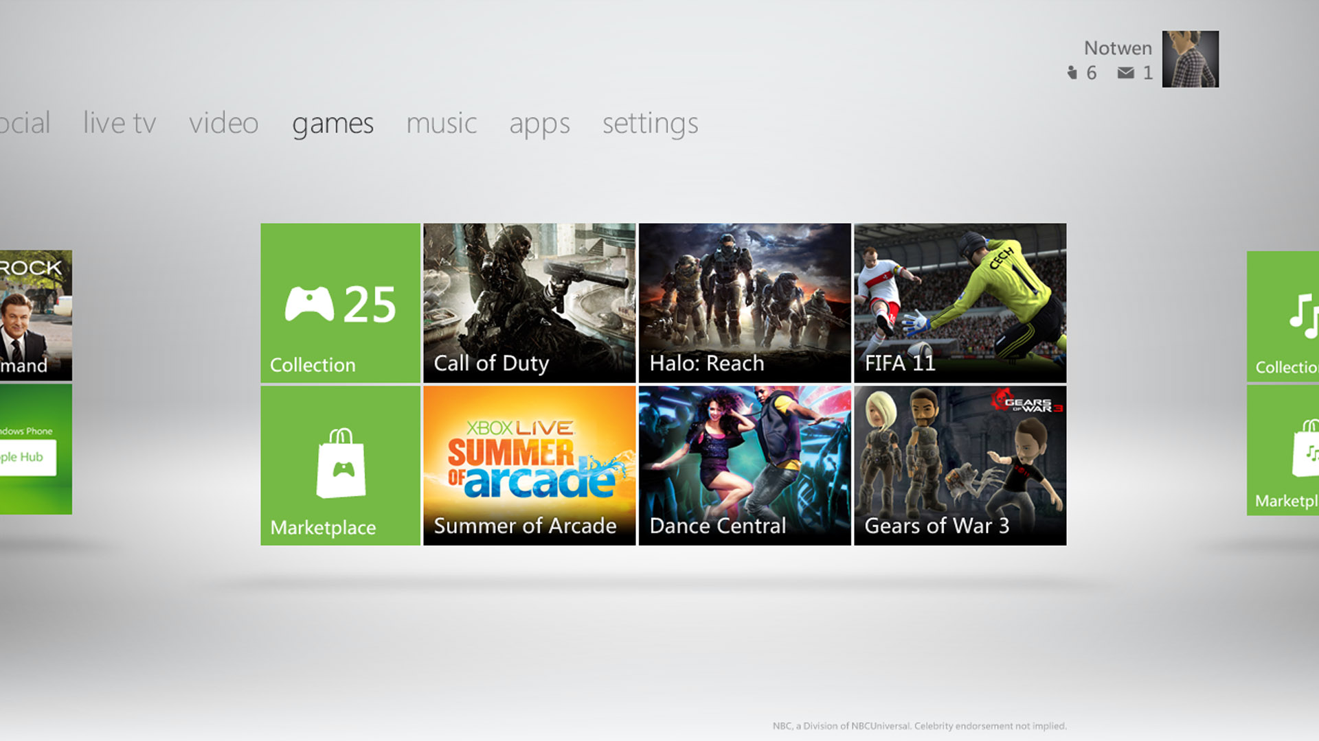 Nowy interfejs dla konsoli Xbox 360 ju� dost�pny