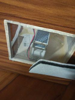 Oczyszczacz powietrza z ozonatorem i jonizatorem