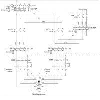 Dobór nastaw wyłączników termicznych dla silnika pompy.
