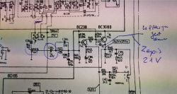 ZRK M3016 - kanał lewy nie nagrywa