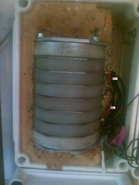 elektryczny kocioł c.o elektrodowy