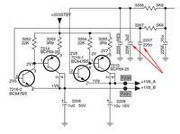 Philips 42PF5620/10 chassi LC4.9E AA nie uruchamia się