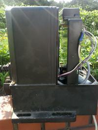Spalona elektronika do napędu bramy przesuwnej - potrzebny schemat