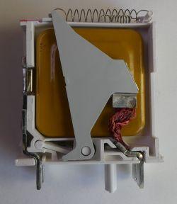 Wnętrze ogranicznika przepięć typu 2