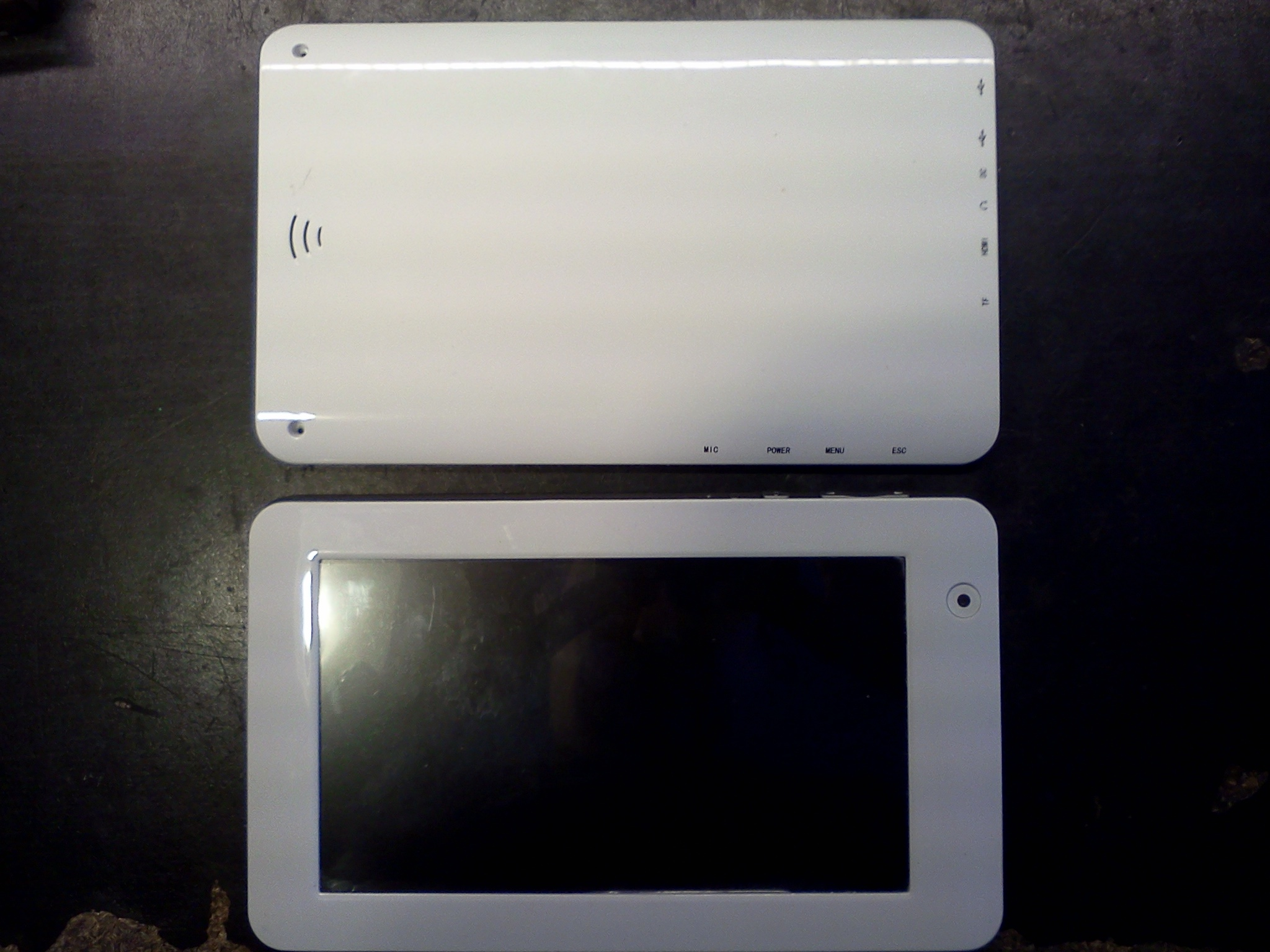 NoName - Bia�y tablet - pro�ba o rozpoznanie co to takiego.