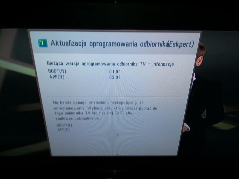 TV 26LG4000 problem z DVB-T na module Neotion NP4+