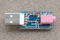 Joystick USB - edycja druga