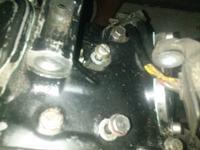 Zakrycie otworu po srubie  w glowiczce (temp maks 200)