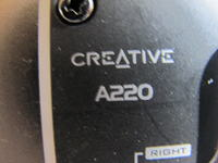 Głośniki Creative A220 - Wtyk Mini-Din Pin 9