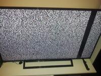 Sony Bravia KDL 48W585B - Czarny pas po upadku telewizora