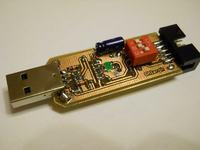 Programator USBasp dla procesor�w z rodziny AVR