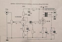 Malutki lampowy wmacniacz SE 2 x 3W