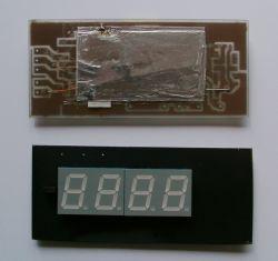 Uniwersalny moduł pomiaru napięcia na ICL7135 w wykonaniu 4 cyfry
