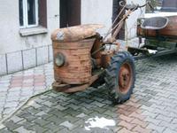 """Traktorek rolniczy typu""""Dzik""""-benzyna-brak iskry"""