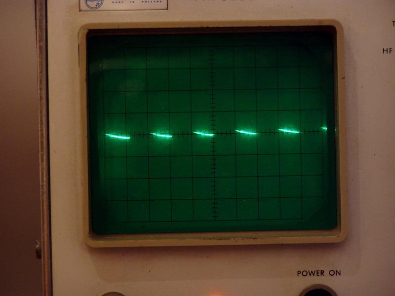 Oscyloskop Philips PM3200