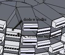 Diody- jak połączyć? Choinkowy łańcuch, odłączenie jednej.