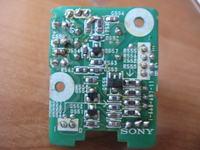 Przetwornica podświetlania panela w Sony XR-C7220R