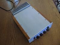 Wzmacniacz stereo TDA7294 + LM1036