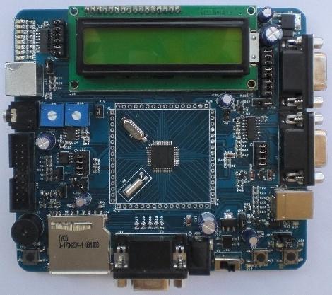 Zestaw uruchomieniowy ARM7 opensource