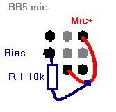 Nokia e51 mikrofon po lutowaniu nie działa prawidłowo