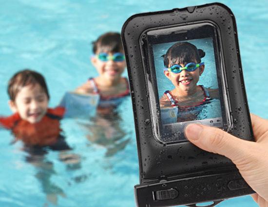 Sanwa - wodoszczelny futerał dla iPhone