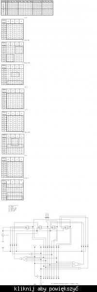 Licznik rewersyjny 3->8->11->14 - Dlaczego nie dzia