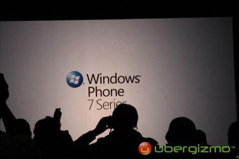[MWC 2010] Windows Phone 7 - uchylony rąbek tajemnicy