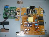 Monitor LCD Acer AL1914 nie włącza się.