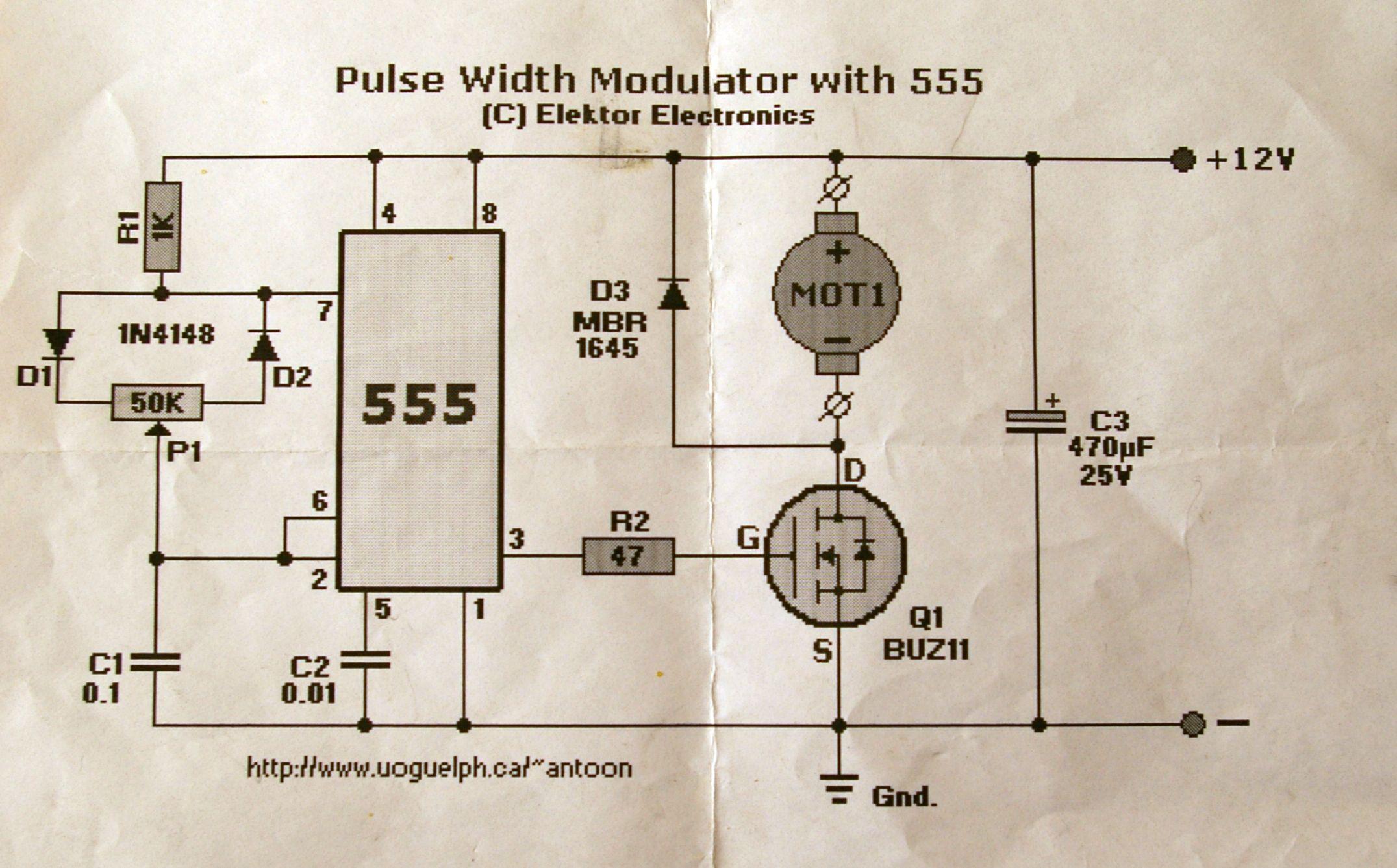 Regulacja silinika elektrycznego 12V DC