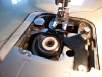 Łucznik 877, jak naprawić maszynę do szycia