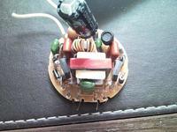 Elektronika z energooszczędnej 18W i 3xT5 6W
