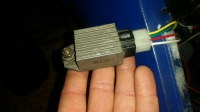 Quad MTL 110cc 4t - Przezwajanie magneta iskrownika na pełen alternator