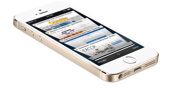 Apple przedstawia iPhone 5S, wideo + zdj�cia
