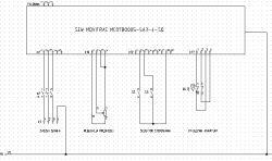 Podłączenie falownika SEW-EURODRIVE MOVITRAC B