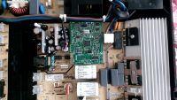 Indukcja Whirlpool ACM 848 BA - nie wykrywa garnka po wymianie tranzystorów