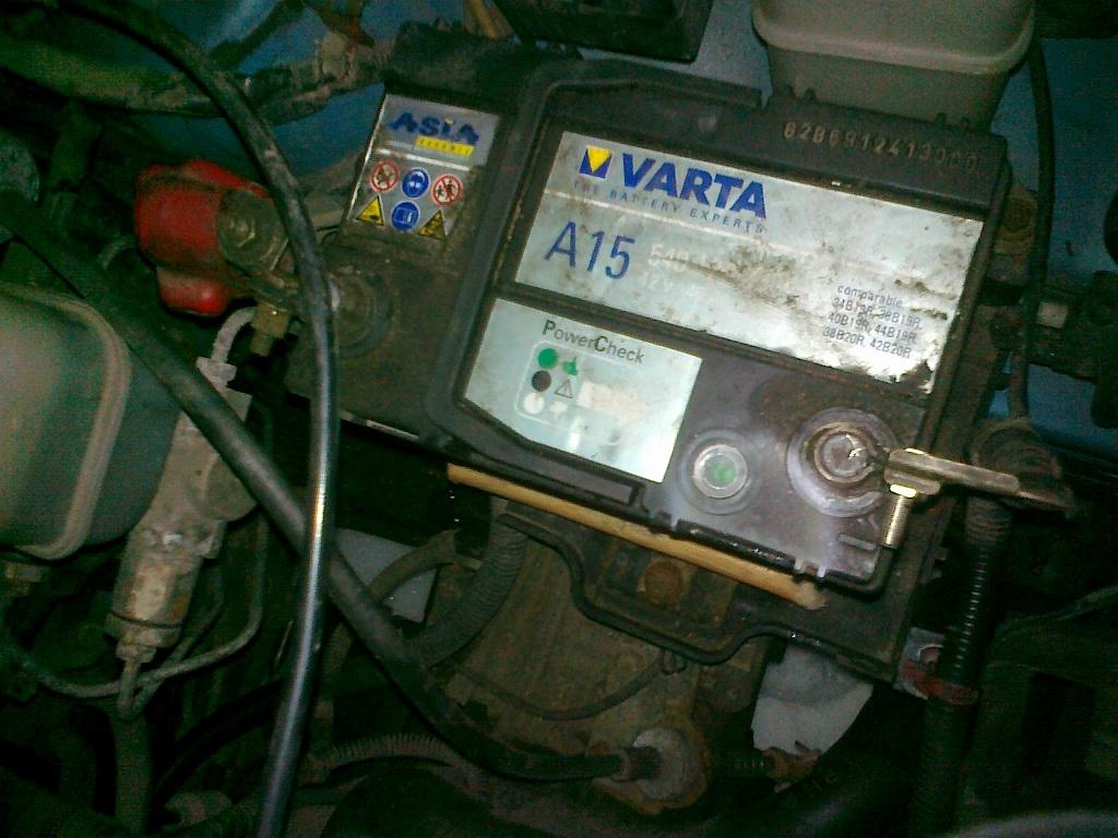 Hyundai Atos 1.0 '00 - Roz�adowany akumulator