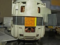 Zmywarka Electrolux ESF46710X - Ukręcona turbinka pompy
