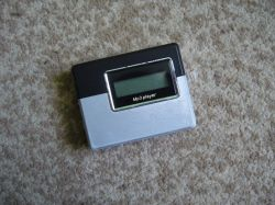 [Kupię] Stary odtwarzacz MP3 na kartę SD (nie uSD) i zasilanie AAA lub Li-ion