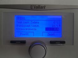 Słabe grzanie grzejników Vaillant Eco Tec Pro