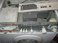 Pralka LG WD-8004CP - Po czyszczeniu pojemnika z proszkiem nie dzia�a prawid�owo