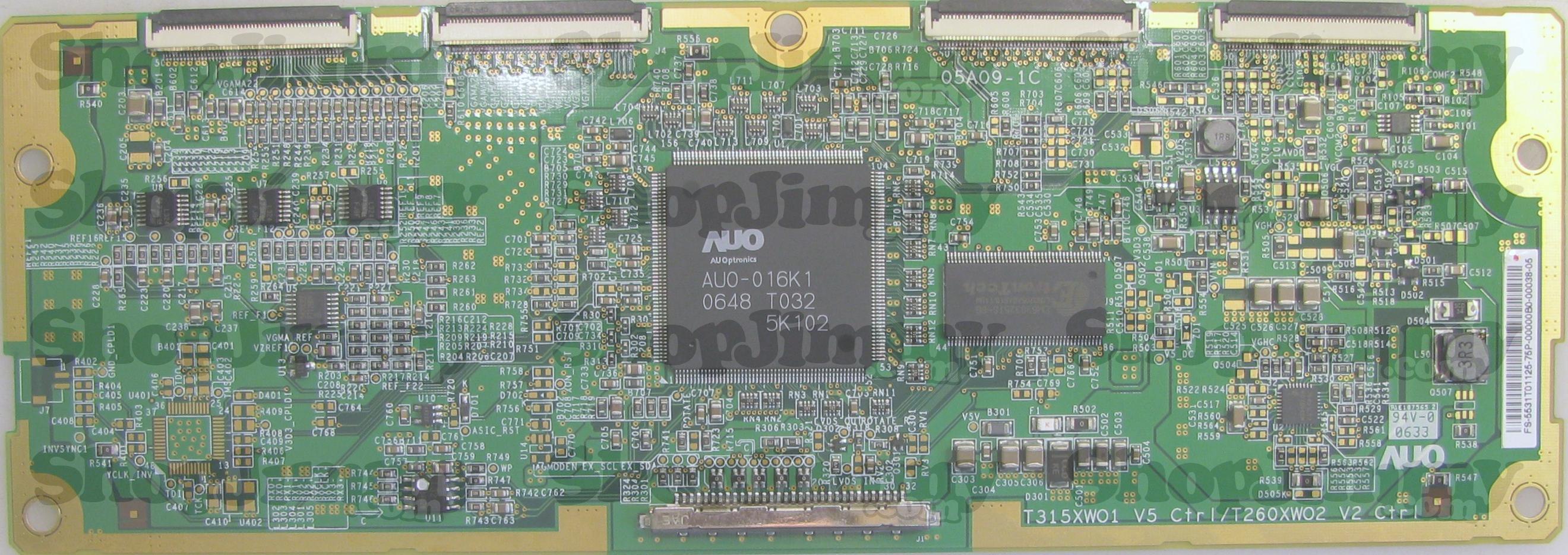 """Sony 32"""" KDL32P3000 za�o�ona inna matryca - error4"""