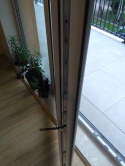 nie mogę otworzyć okna drutex na balkon